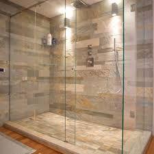 Risultati immagini per rivestimento pietra doccia