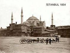 Yayınlanmış olan en eski İstanbul fotoğrafı.. Yıl 1854