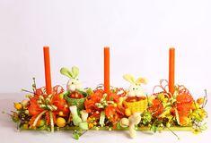 Arranjo de mesa para a Páscoa - Portal de Artesanato - O melhor site de artesanato com passo a passo gratuito