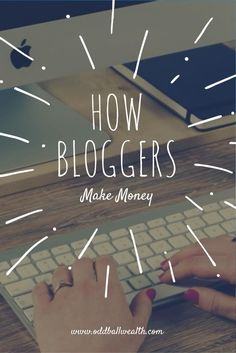 Learn the different ways bloggers make money blogging and generate income from their blogs. Article url: http://oddballwealth.com/how-to-make-money-with-your-blog/ If you've ever wondered how to make money blogging, this article is for you. This post expl