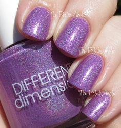 Different Dimension - Orchid You Not