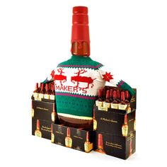 Browse our Project Gallery to view some of our iconic work promoting brands of all kinds, from Red Bull to Maker's Mark. Pos Display, Ugly Sweater, Red Bull, Makers Mark, Christmas Ornaments, Holiday Decor, Gallery, Creative, Projects