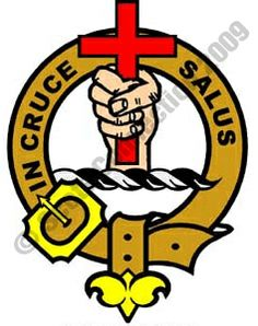 Taylor Clan Crest