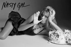 Courtney Love x Nasty Gal - Decadent Dissonance