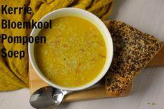 Kerrie Bloemkool Pompoen Soep | De Bakparade | Bloglovin'