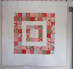 Charming Chatter: Promise Me scrappy back tutorial