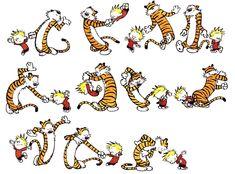 Quatro razões para os seus filhos lerem Calvin and Hobbes - Blogtailors - o blogue da edição
