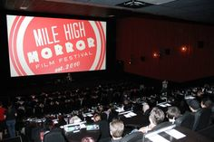 "Top Film Festivals: Mile High Horror Film Festival, Denver, CO.If you have a fear of heights, the ""Mile High Horror Film Festival"" might seem aptly named, but don't worry, there are plenty of zombies, aliens, and axe murders on the screen if that's less scary to you. The name comes from the festival being held in Denver, Colorado, although fair warning that films playing on your vertigo aren't off the table."