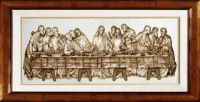 "Gallery.ru / geminiana - Альбом ""25.155"" 1, Santa, Lily, Frame, Home Decor, Jesus On The Cross, Christmas Crafts, Crossstitch, Dots"