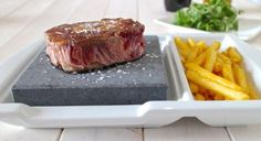 Black Rock Grill the Original Hot Stone Cooking Company. Steak Stones products for Restaurant & Home use. How To Cook Barley, How To Cook Rice, How To Cook Steak, Cooking Tofu, Cooking Bread, Steak On A Stone, Cooking Company, Cooking Classes, How To Cook Broccoli