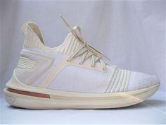3ed24a21e4b5 Puma Ignite Limitless evoKNIT Boys  Sneakers Whisper White Size 7C  fashion   clothing