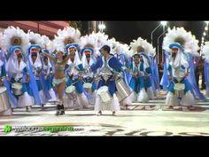 Anyone can have a beaded skirt malfunction  Pasista de Marí-Marí - Carnaval de Gualeguaychú 2009