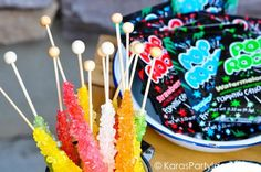 Geologist + Geology + Rock Themed Birthday Party - Kara's Party Ideas - The Place for All Things Party 7th Birthday, Birthday Parties, Birthday Ideas, Science Party, Party Rock, Birthday Party Decorations, Party Favors, Party Planning, First Birthdays