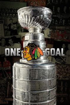 Chicago Blackhawks...Stanley Cup