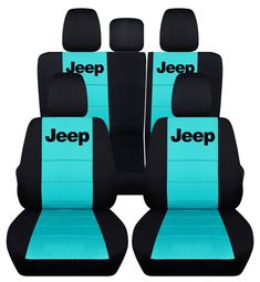 Any Middle Colour Insert.New Blue Colour! All makes and Models of Jeep Jeep Car Seat Covers.Any Middle Colour Insert. Jeep Jk, Jeep Wrangler Seat Covers, Blue Jeep Wrangler, Jeep Seat Covers, Jeep Seats, Car Seats, Jeep Wrangler Interior, Jeep Pickup, Jeep Wranglers