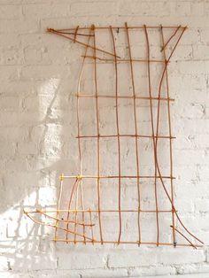 Weaving the Greenwitch (linear art)