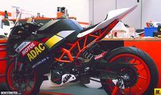 KTM RC390 Copa «Destaque« SEM capacity reduzida nominal