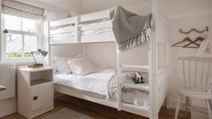 Enjoy boutique luxury at Kitty's Cottage - St Agnes. Boutique Retreats, St Agnes, Cornwall, Timeless Fashion, Bunk Beds, Small Spaces, Saints, Cottage, Kitty