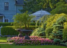 Visit private gardens of historic Niagara-on-the-Lake as the Niagara-on-the-Lake Horticultural Society presents Annual Garden Tour on Saturday, July 9 Lake Garden, Private Garden, Tours, Plants, Gardening, Lawn And Garden, Plant, Planting, Yard Landscaping