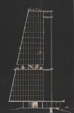 Soviet Abstract Architecture Blueprints (mid-1920s to early-1930s) – SOCKS