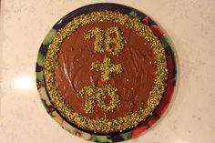 CHEESECAKE ALLA NUTELLA CON GRANELLA DI PISTACCHI! Come festeggiare al meglio i 28 anni!