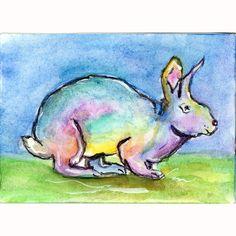 Easter art idea. Older class.