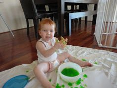 Playing and Learning Begins at Home: Ooey Gooey Wibble Wobble Jelly Play