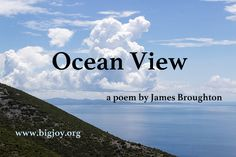 Follow the link to read the whole James Broughton poem