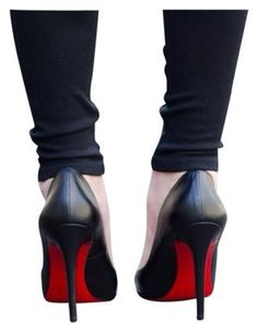 30ac851dbfbe Christian Louboutin Black Pigalle Kid 100 Pumps Size US 7.5 Narrow (Aa