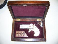 Doc Holliday's Remington Derringer Pistol