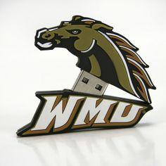 Western Michigan University #GoWest #WMU #ThePowerOfGold