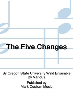 The Five Changes
