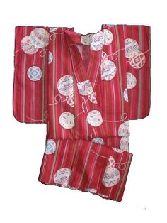 YUKATA, red for woman