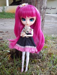 Pullip Doll Mika ^_^ by Nyahra, via Flickr