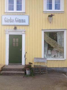 Gärdas Gömma - Butiken in Uddevalla in Sweden