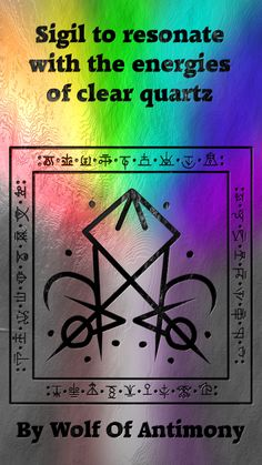 Sigil created by wolf of antimony Magick Book, Wiccan Spell Book, Witch Spell, Wiccan Spells, Witchcraft, Sigil Magic, Magic Symbols, Dungeons And Dragons Memes, Magick