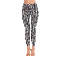 af2e6332a LEGGINGS LADIES WOMEN COMFORTABLE SPORTS CASUAL PRINT COLOR 3192  fashion   clothing  shoes