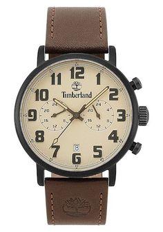 7b32268af42 Timberland horloge Wellesley Kaki-Black 50 mm TBL.15377JSB 02