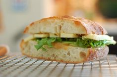 Recipe: Farmer's Lunch Sandwich —  Recipes from The Kitchn