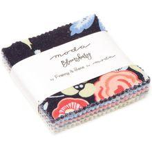"Bloomsbury Mini 2.5"" Charm Pack by Franny & Jane for Moda Fabrics"