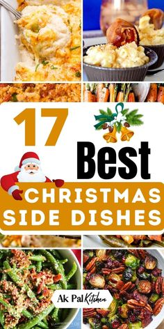 Christmas Dinner Casserole Recipes, Best Christmas Recipes, Christmas Food Gifts, Christmas Cooking, Holiday Recipes, Christmas Dinners, Christmas Traditions, Best Side Dishes, Side Dish Recipes