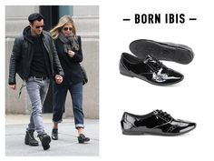 kick up this look with a patent oxford like the Born Ibis: http://www.shoeline.com/asp/dcpItem.asp?style=DB42603=gcs