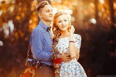 Vintage Autumn Lovestory by Photocafe  on 500px