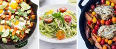 15 One-Pot Meals for Quick, Healthy Dinners via @dailyburn