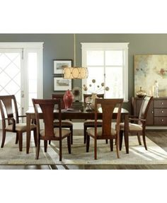 Brisbane Dining Furniture CollectionDining Room Collections