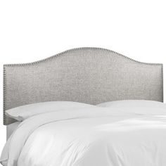 Shop for Skyline Furniture Groupie Pewter Nail Button Headboard . Get free delivery at Overstock.com - Your Online Furniture Shop! Get 5% in rewards with Club O!