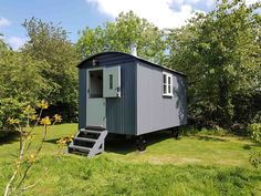 The Hideaway, by The English Shepherds Hut Company. For more designs or a quote, get in touch! info@englishshepherdshut.co.uk