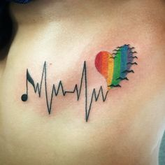 An Orlando Pulse memorial tattoo, which I feel deeply honored to have done…