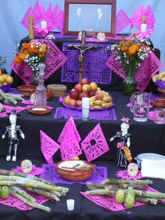 Day of the Dead in Chapala, Jalisco - 2008 - MAINLY-MEXICAN's Photos (Day of the Dead) a day for honoring one's ancestors