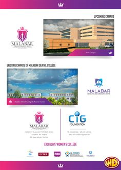 Prospectus design for Malabar College of Commerce and Science - Page #4